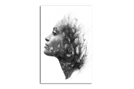 Картина  Женский портрет